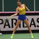 Simona Halep (sursa foto: facebook.com - Federația Română de Tenis)