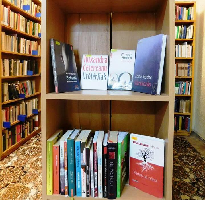 "Sursa foto: Bod Péter Megyei Könyvtár - Biblioteca Judeţeană ""Bod Péter"" /facebook"