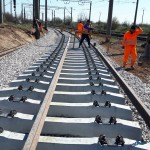 Foto: CFR Infrastructura - Imagine cu caracter ilustrativ