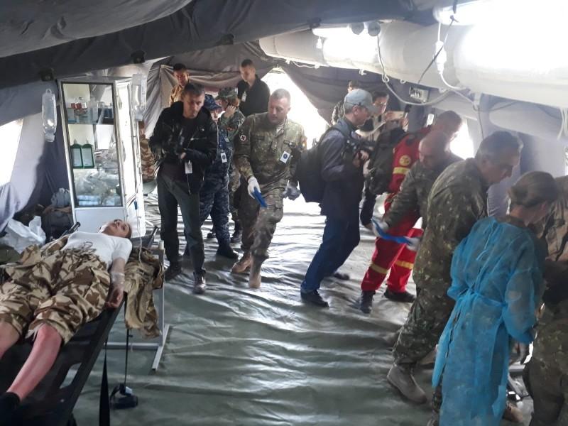Foto: Brigada 2 Vanatori de munte
