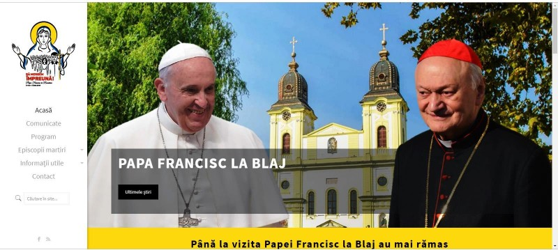 site papa francisc