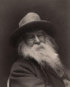 31 mai 1819 - Walt Whitman, poet american, în 1887 (Sursa foto: ro.wikipedia.org)