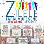 AFIS ZILELE TARGUMURESENE 2019