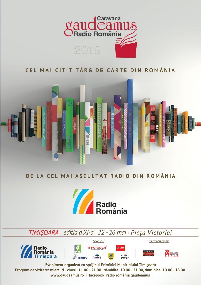 Afis Gaudeamus Timisoara2019