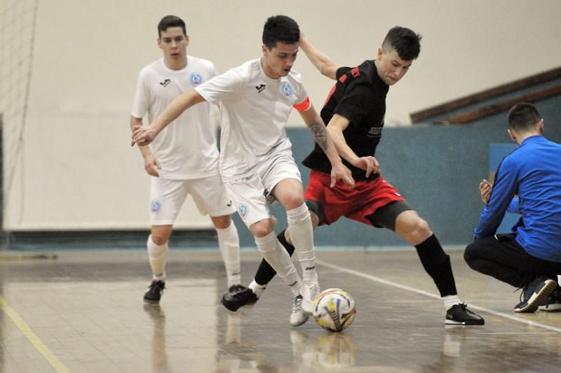 CSM Tg.-Mureș, futsal U 19 (Sursa foto: frf.ro & facebook.com - CSM Tg.-Mureș - Futsal)