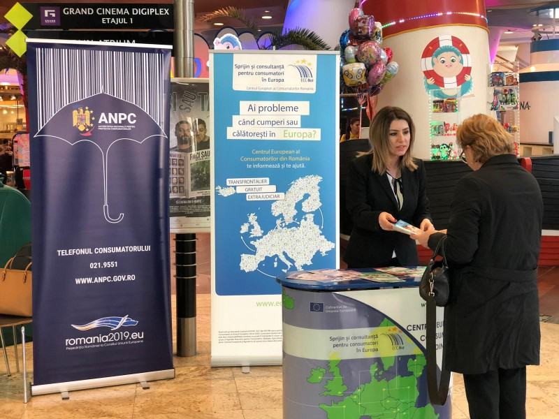 Foto: Centrul European al Consumatorilor Romania - ECC Romania