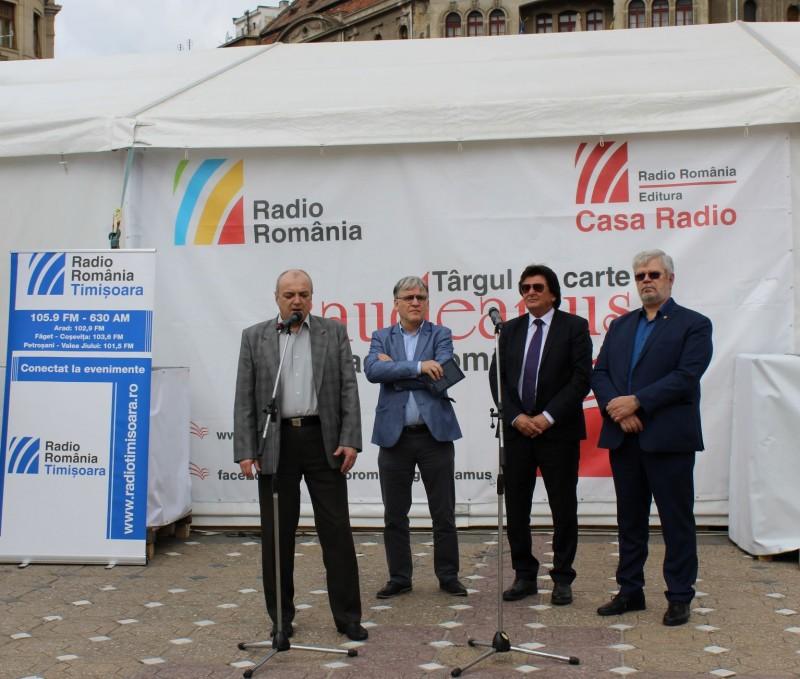 Deschidere oficiala Gaudeamus  Timisoara 2019
