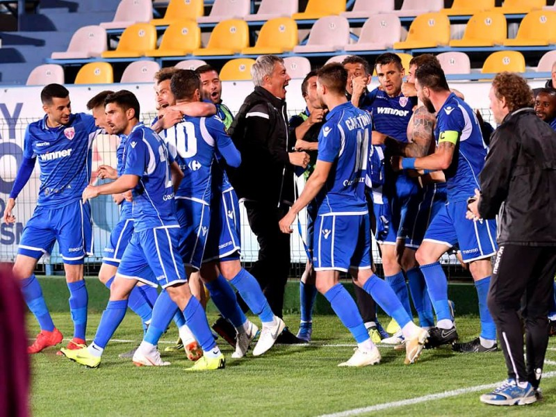 FC Voluntari (Sursa foto: facebook.com - FC Voluntari)