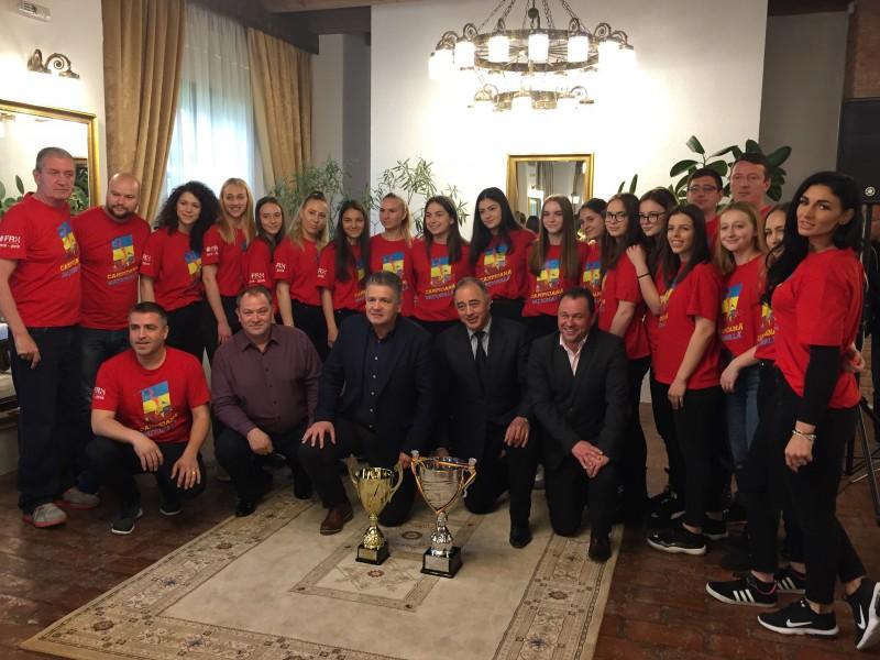 Foto: Radio Tg. Mureș / Valeriu Voaideș