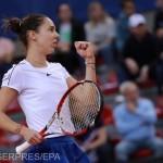 Tennis Fed Cup -  France vs Romania foto: epa agerpres
