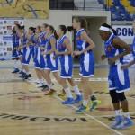 Olimpia CSU Braşov, baschet feminin (Sursa foto: olimpiabaschet.ro)