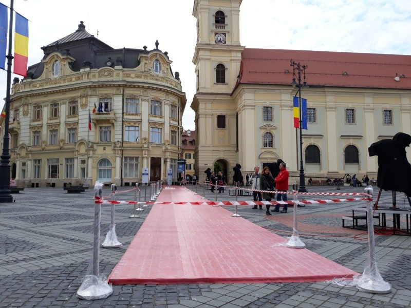 Foto: Radio Tg. Mureș / Sorin Șchiopu