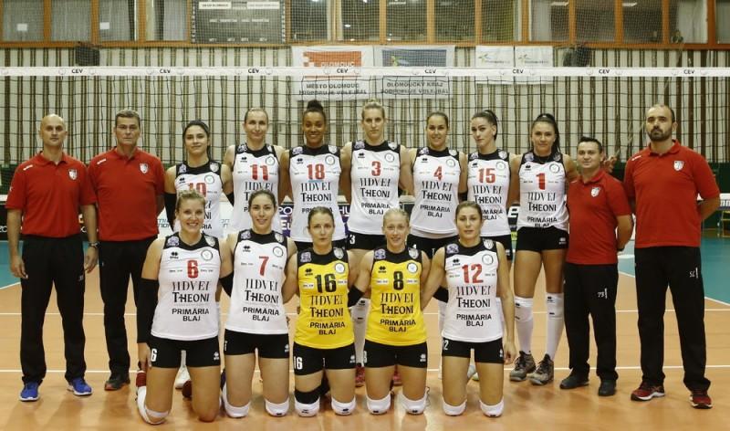 Volei Alba Blaj (Sursa foto: frvolei.ro)