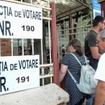 agerpres_sectie votare vot timisoara
