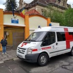 ambulanta Sighisoara