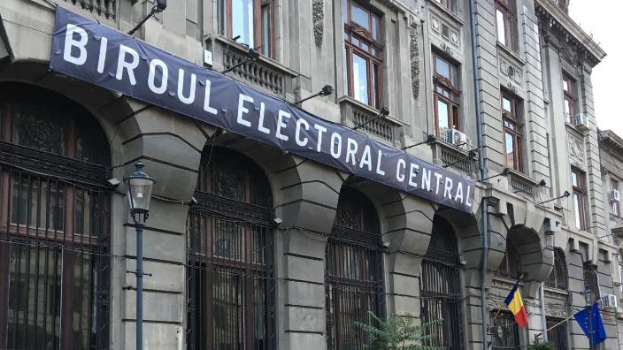 Biroul Electoral Central. Arhivă Foto: Răzvan Stancu
