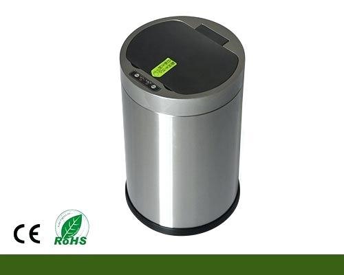 Sursa foto: Stainless Steel Automatic Waste Bin