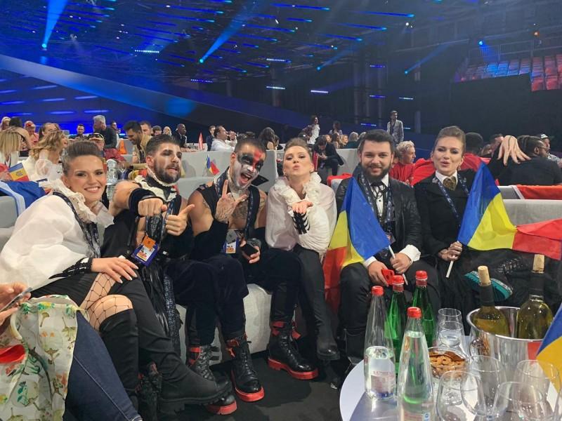 FOTO; Eurovision Romania