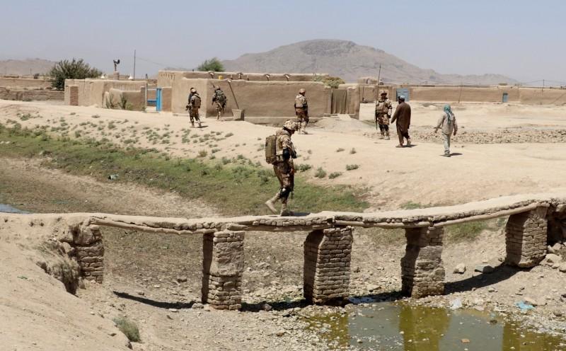 Sursa foto: facebook.com/RRAfganistan