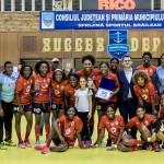 Angola, handbal feminin, Trofeul Carpați 2019 (Foto: Cristian Anghel, facebook.com - FRH - Federația Română de Handbal).