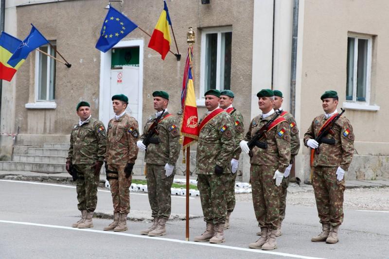 """Sursa foto: Brigada 2 Vânători de Munte """"Sarmizegetusa""""/facebook"""