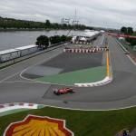 """Circuitul de Formula 1 """"Gilles Villeneuve"""" din Montréal, Canada FOTO: STUDIO COLOMBO X FERRARI"""