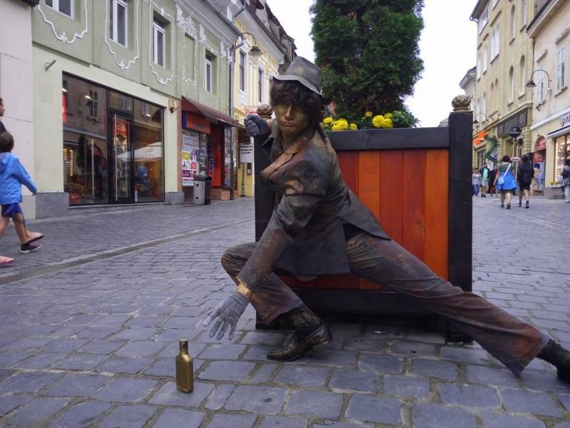 """Foto: Festivalul """"Strada dell Arte"""""""