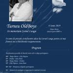 Memorialul ''Cornel Lungu'' la baschet old-boys (UMF Tg.-Mureș) 8 iunie