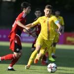 România - Georgia, fotbal U 18 (Sursa foto: frf.ro)