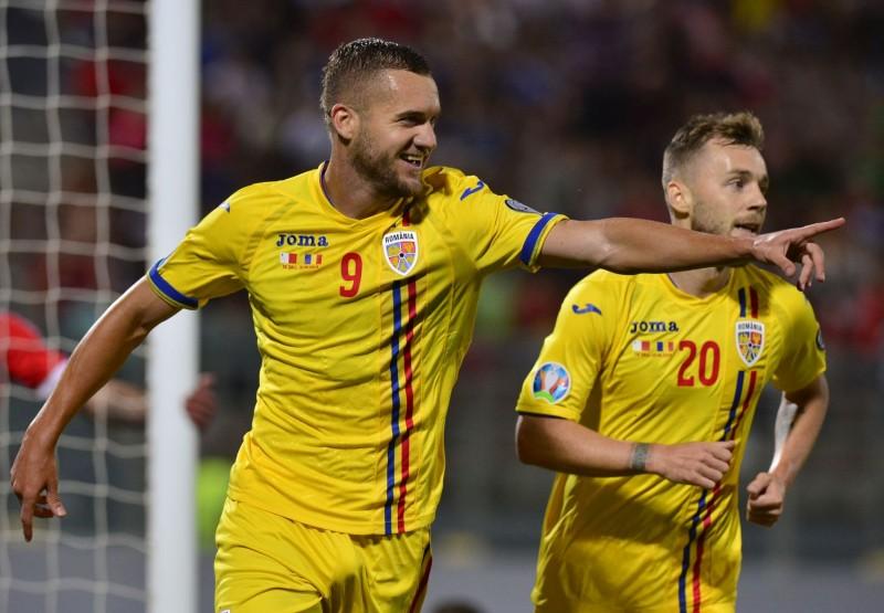 România, fotbal - George Pușcas & Alexandru Maxim (Foto: Cristi Preda - frf.ro)
