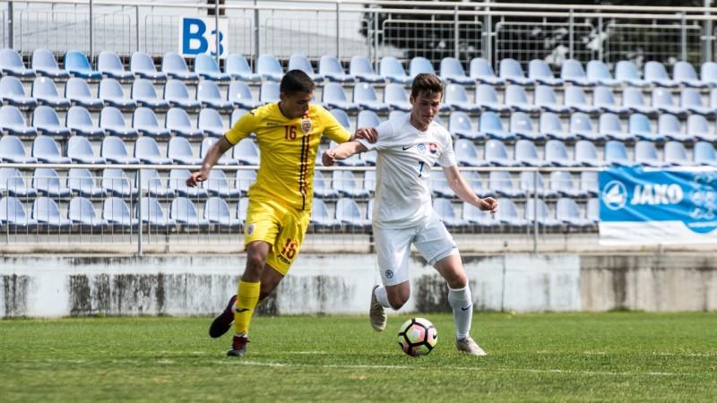 România, fotbal U 18 (Sursa foto: frf.ro)