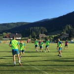 Sepsi OSK Sfântu Gheorghe - NK Osijek 1-1, meci amical de fotbal (nk-osijek.hr) 1
