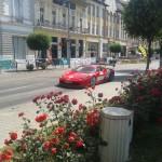 Super Rally Tg-Mureș, Armando Batochi, Ferrari 458 (Septimiu Cioloboc)