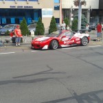 Super Rally Tg-Mureș, Mihai Leu, Ferrari 458 (Septimiu Cioloboc) 1