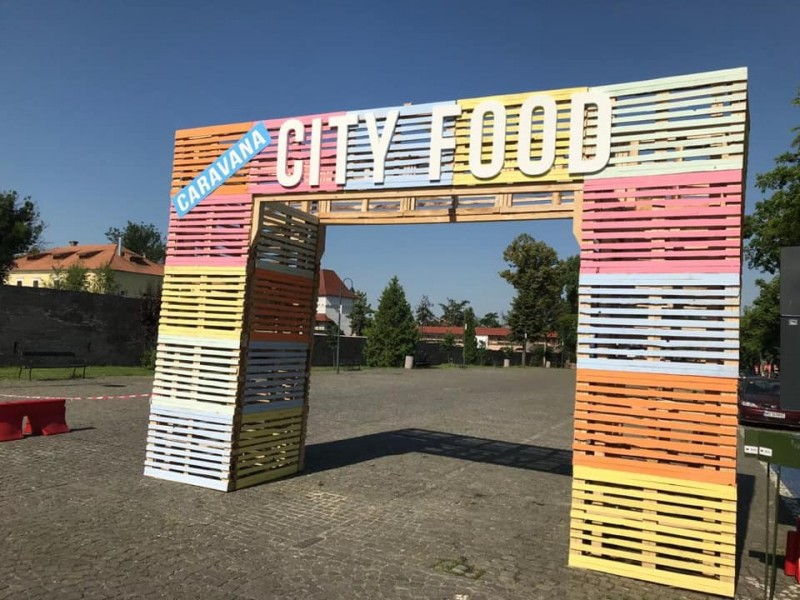 Sursa foto: facebook.com/Caravana-City-Food-Tîrgu-Mureș