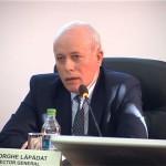 Gheorghe Lăpădat, Director General al FNGCIMM (Foto: Ziarul de Vrancea)