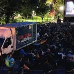 Sursa foto: Caravana Metropolis - Cinema în aer liber/facebook