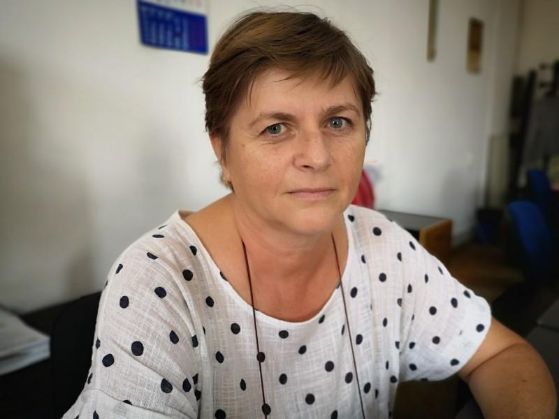 DSP Mureș, dr. Gabriela Uifălean (Foto: Radio Tg.Mures/Cristina )Bulbescu