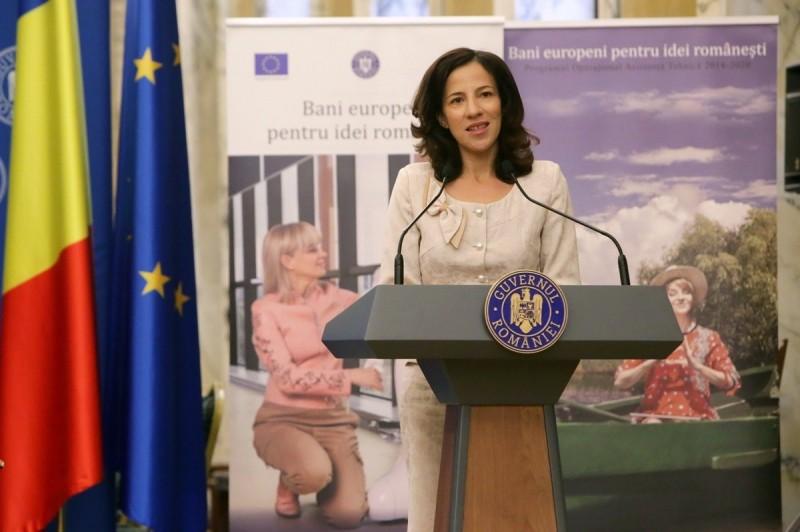 Foto: Ministerul fondurilor europene/facebook