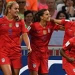 SUA, fotbal feminin (Foto: Jan Neumann - fifafrauenwm.sportschau.de) 3