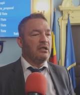 Adrian Gabor, vicepreședintele Consiliului Județean Brașov