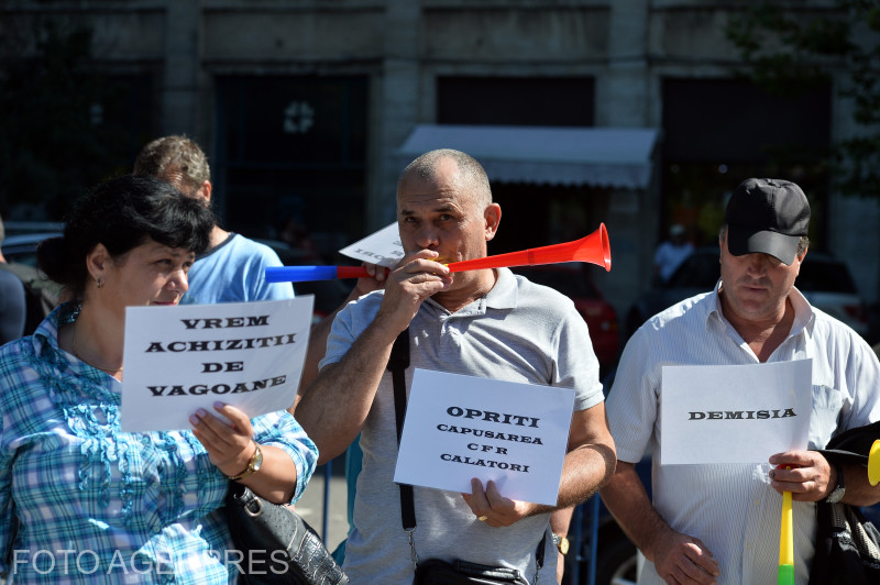 agerpres_12713825 protest feroviari 17 iul 2019
