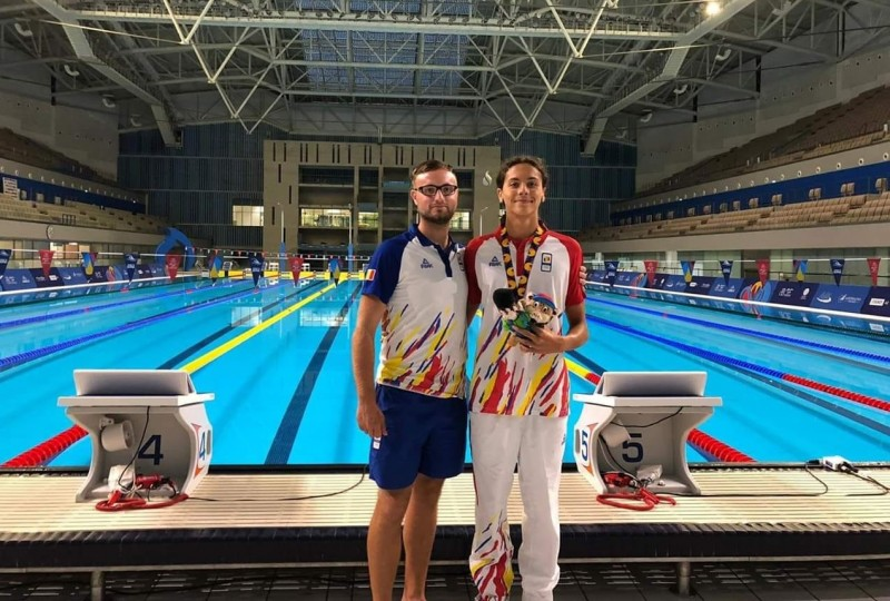 Foto-Comitetul Olimpic si Sportiv Roman/facebook