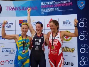 Elite Women - Middle Distance European Championships Foto: Transilvania 2019 Multisport European Championships/facebook