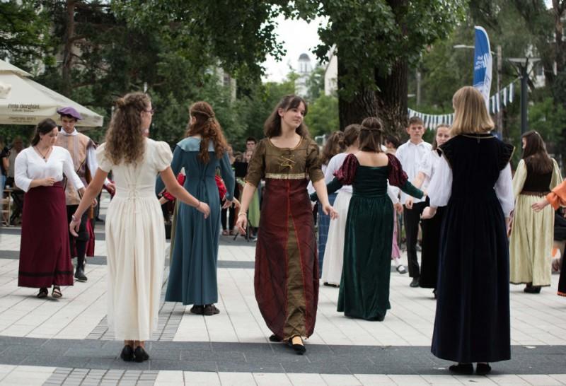 Sursa foto: Festivalul de Muzică Veche Miercurea Ciuc
