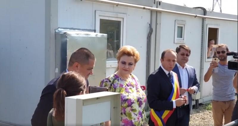 captura video  Ministerul Mediului - România/facebook