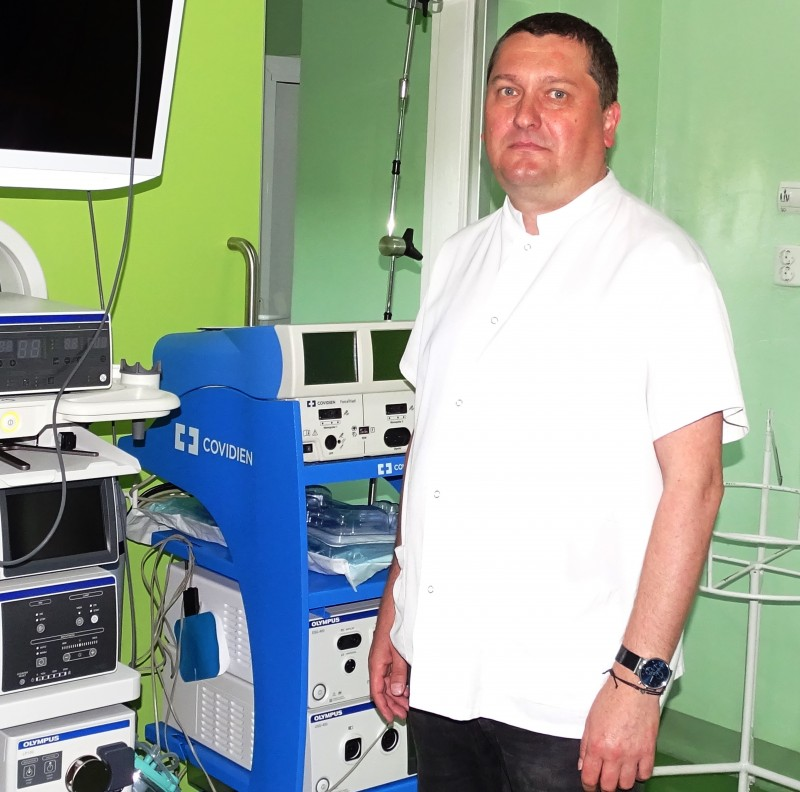 laparoscop spital