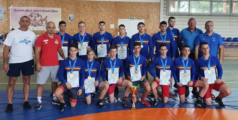 Sursa foto: Clubul Sportiv Școlar Tg-Mureș