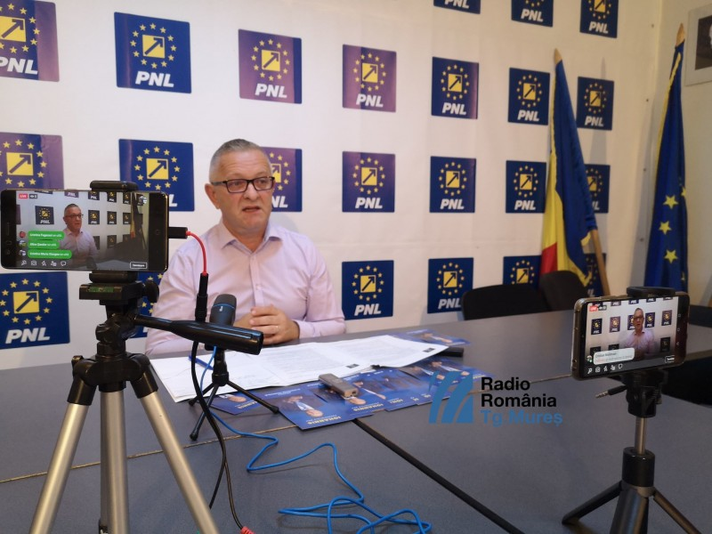 Foto: Radio Tg.Mures/Cristina Bulbescu