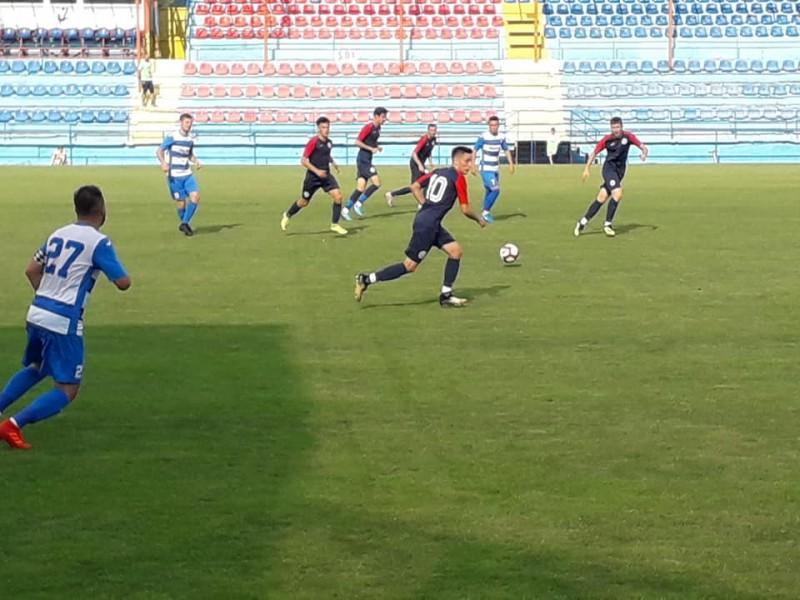 Foto-CSM Targu Mures Fotbal/facebook